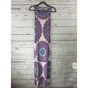 Bisou Bisou Maxi Dress Size 6